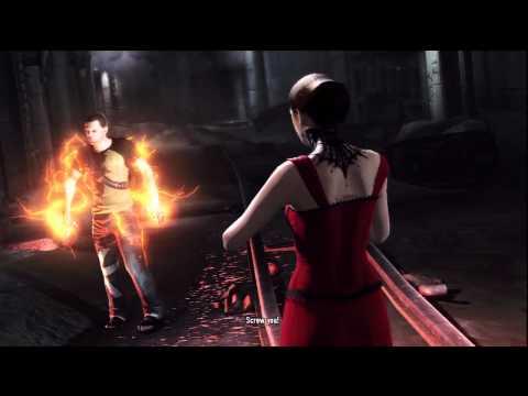 Infamous Festival of Blood DLC Walkthrough Part 1