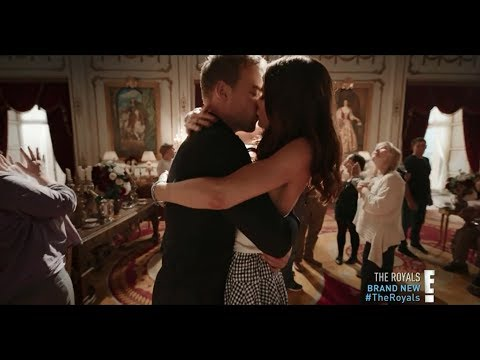 HD Jasper and Eleanor  Season 4, episode 4  The Royals