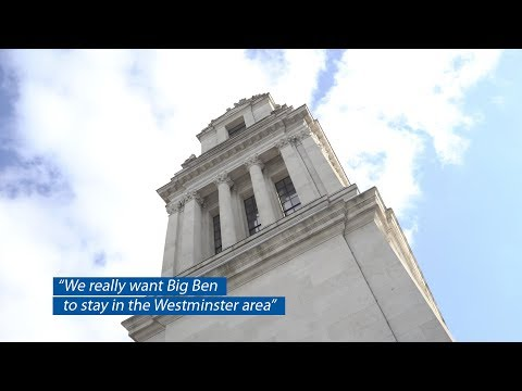 Moving the Big Ben bell | London Business School