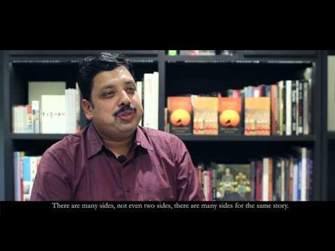 Anand Neelakantan talk about Ajaya - II Rise of Kali