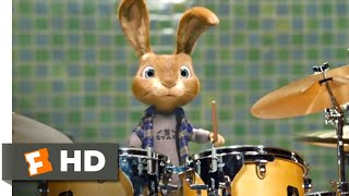 Hop  2011  - Playing The Drums Scene  4/10  | Movieclips