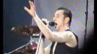 photographic depeche mode concert bucharest