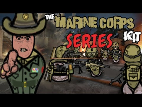 Rimworld Marine Corps kit mod -  Stand up solider -  Marine corps kit modded series