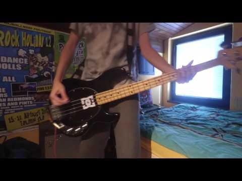 NOFX - Soul Doubt BASS Cover