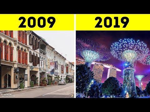 Como Singapur se hizo tan rico en solo unas décadas