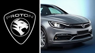 Evolution of Proton Cars   Proton Perdana 2016 Revealed!!