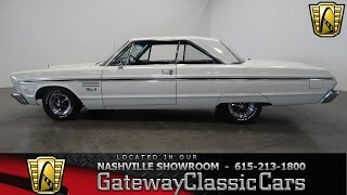 1965 Plymouth Fury III, Gateway Classic Cars-Nashville #316