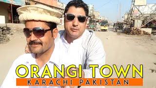 Orangi Town Karachi Travel VLOG (Urdu)