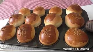 Müthiş Kabarık PUF POĞAÇA tarifi-Masmavi3 Mutfakta•