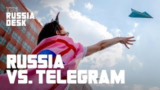 Russia's Attempt to Ban Pavel Durov's 'Telegram' App | The Russia Desk | NowThis