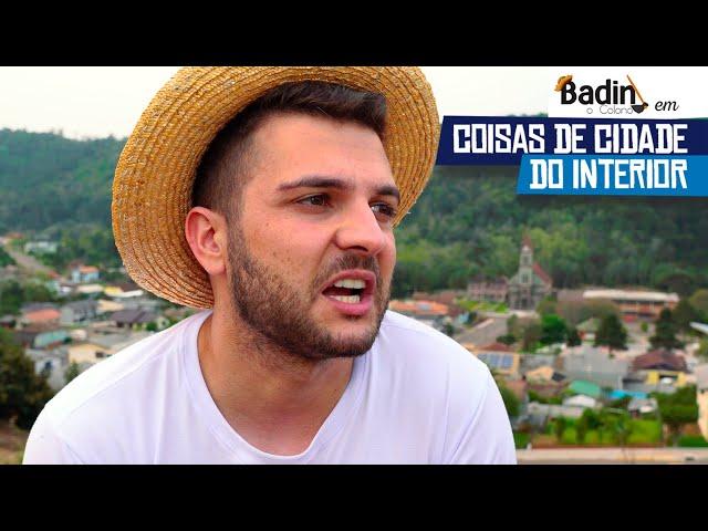 COISAS DAS CIDADE DO INTERIOR