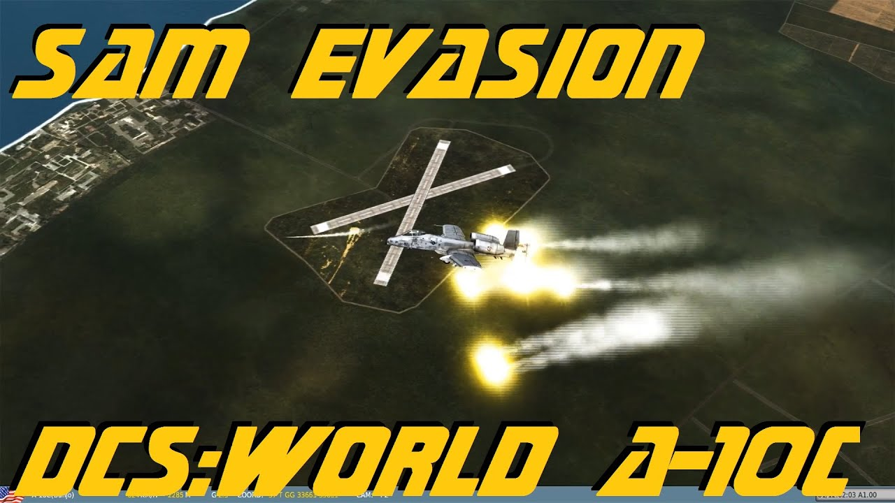 DCS:World » SAM Evasion » A-10C