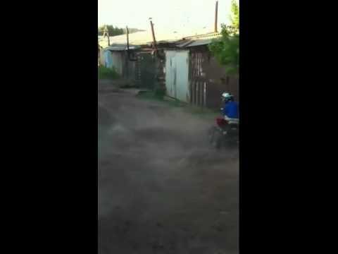 Детский квадроцикл Kazuma Falcon 90