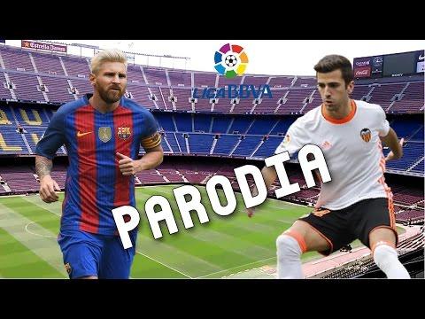 Cancion Barcelona vs Valencia 4-2 (Parodia Hey Ma - Pitbull y J Balvin ft Camila Cabello)