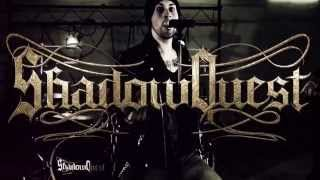 ShadowQuest 2:nd Album Drum Recording