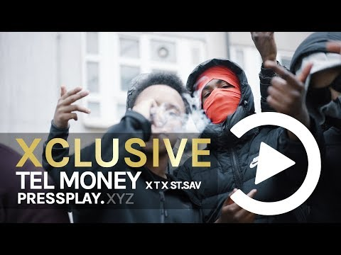 #OMH Tel Money X T X St.sav - Hollow Tips 2.0 (Music Video) Prod By.Sk-Beats | Pressplay