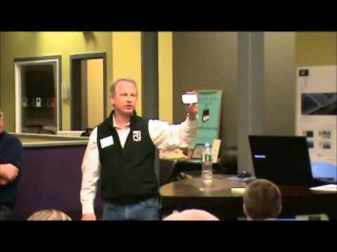 New Hampshire Innovation Nights November 2014 - Presentation by Rejjee