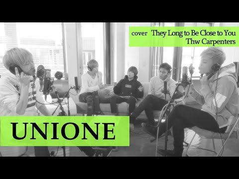 """They Long to Be Close to You/ The Carpenters (Covered by UNIONE """"ユニオネ"""")"""
