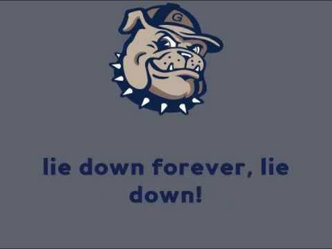 There Goes Old Georgetown (a capella-full lyrics)