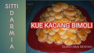 Resep Kue Kering Bimoli Kacang 06 Resep Kue