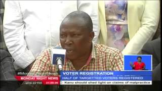 IEBC says it will not extend the period of mass voter registration