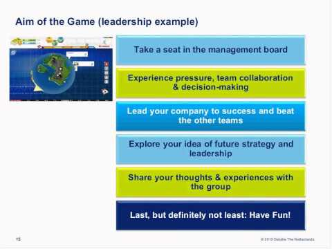 How to use the power of games to engage employees on sustainability - with Deloitte