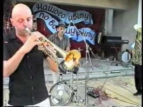 DI GRINE KUZINE live in Ukraine 2002