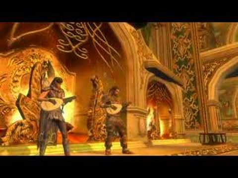 HD 720p - The Bard's Song - LOTRO Music