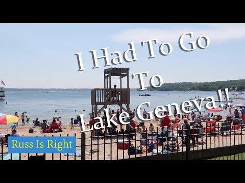 A Tour Of Lake Geneva Wisconsin