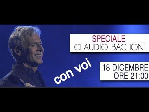 Speciale Claudio Baglioni ConVoi ReTour - Radio Italia - 18/12/2014