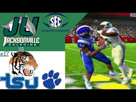NCAA Football 06 FCS Dynasty   SEC Championship ...