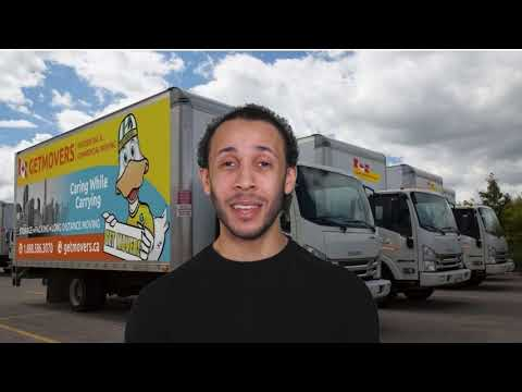 Get Movers Kitchener ON : Professional Moving Company