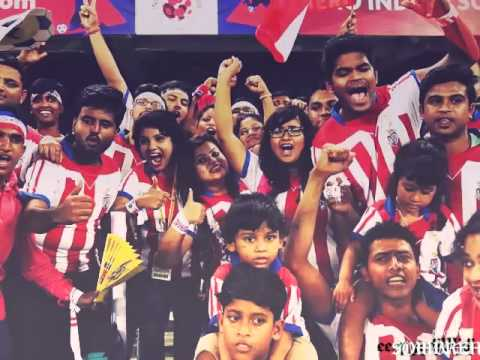 Atletico de kolkata - fatafati football best moments