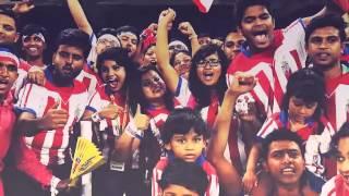 Atletico de kolkata - fatafati football best moments
