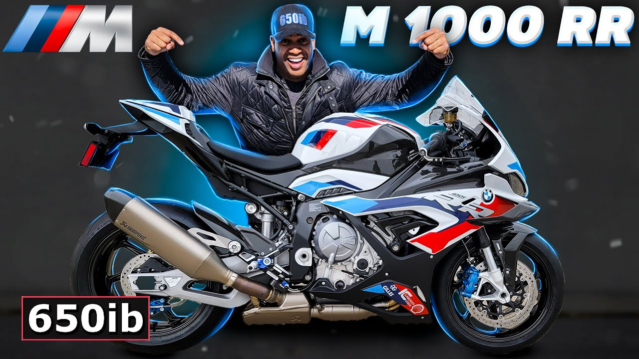 UNBOXING & Starting-UP My 2021 BMW M 1000 RR!