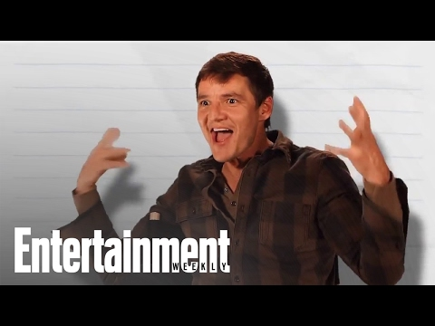 Game Of Thrones: Pedro Pascal Takes Our Pop Culture Personality Test  Entertainment Weekly