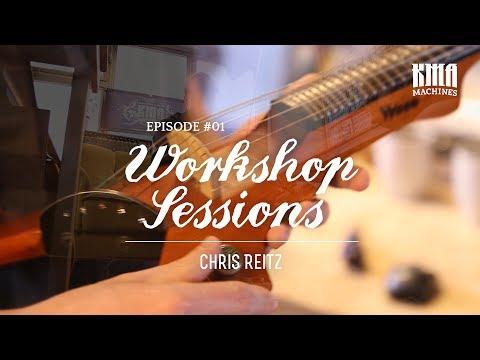 KMA Audio Machines - Workshop Sessions Episode #01: Chris Reitz