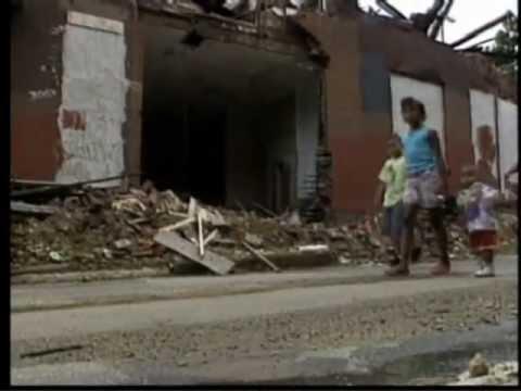 Badlands- A look at a Philadelphia Neighborhood 1998