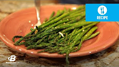 Garlic Roasted Asparagus | Healthy Recipes