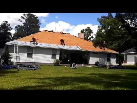 Killarn Lakes Reroof Stubbs Roofing Company of Tallahassee Florida