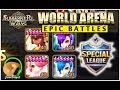 SUMMONERS WAR Epic Battles Of Special League World Arena mp3