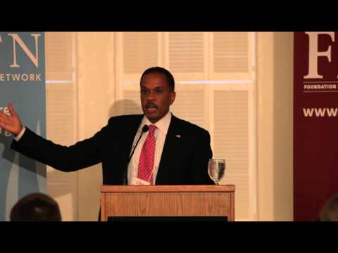 Juan Williams' Keynote at 2013 CFN Conference