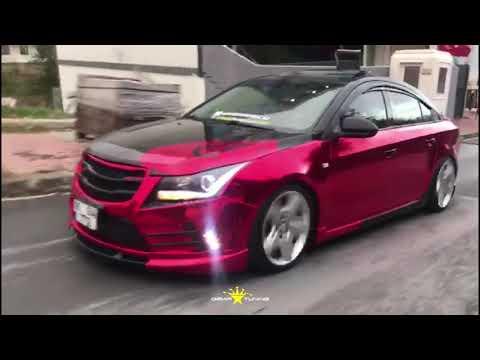 Chevrolet Cruze Krom Elma Şekeri Kaplama / Demir Tuning