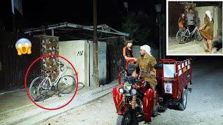 تحشيش ابو الستوته يسرق بيسكل الناس ودكه عشائريه صارت | كرار الساعدي