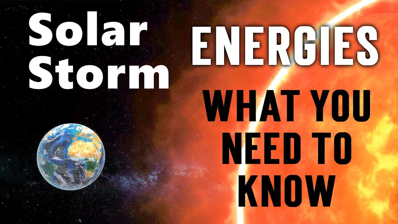 Affectingyou: SOLAR STORMS And Solar Flares: How Solar Energies May