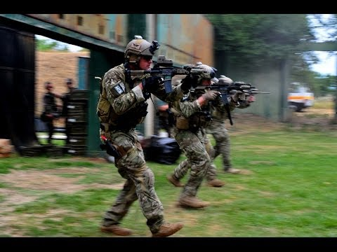 Special Operations Groups (Airborne)- (documentary)