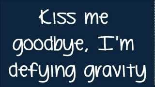 Glee - Defying Gravity (Rachel Solo) (Lyrics) HD