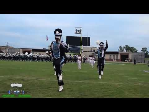 Sonic Boom Marching Into The Jackson, MS Battle of The Bands 2015