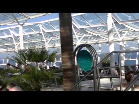 Solarium En Proa Del Oasis Of The Seas (Royal Caribbean)