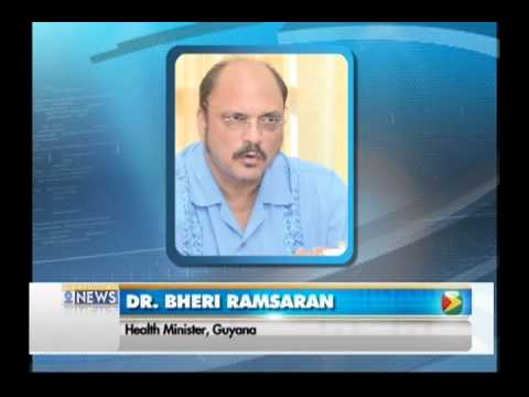 Guyana Health Minister Fired | CEEN News | April 29, 2015